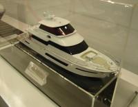 2014台灣遊艇展相關船模型製作